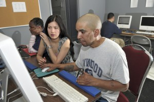 Volunteering in NYC at the ACE Computer lab