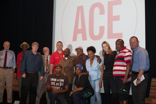 ACE Graduation sept 2010