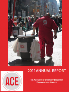 ACE New York 2011 Annual Report