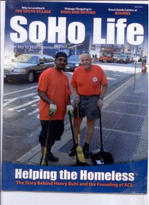 SoHo Life Magazine Cover