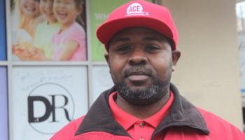 Elbert Copeland, ACE Quality Control Officer – In The News