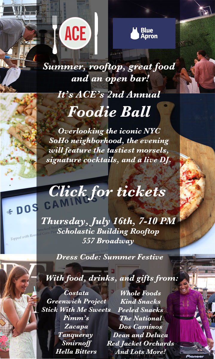 Foodie Ball Web post 2 - ACE New York